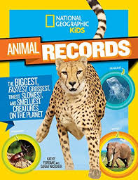 bookbutler 9781426318733 records the biggest fastest weirdest tiniest slowest and deadliest creatures on the planet s