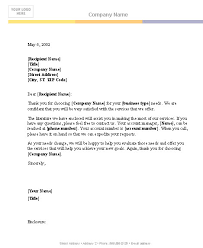 Free Formal Letter Template Word Letter Template Template Business