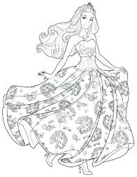 Barbie Coloring Pages Printable Barbie Coloring Pages For Kids