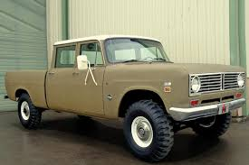 1972 International 1210 Travelette 4x4 pickup - American Car Collector