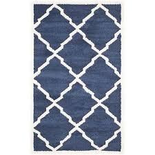 safavieh amherst navy indoor outdoor rug 4 x 6 transitional