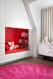 fabulous contemporary kids area rugs in bedroom with hot pink area rug and girls modern room