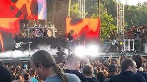 Artpark Mainstage Lewiston Ny Seating Chart Megadeth Rockin The Park Picture Of Artpark Lewiston