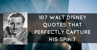 Walt Disney Quotes Simple 48 Walt Disney Quotes That Perfectly Capture His Spirit