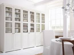 white glass furniture. liatorp white glassdoor cabinets from ikea so much storage here and veryu2026 glass furniture e