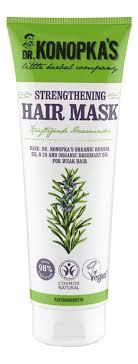 <b>Укрепляющая маска для волос</b> Strengthening Hair Mask 200мл от ...