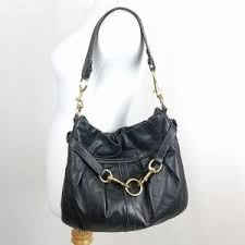 Coach Bags - Coach Hamptons Belted Hobo Shoulder Bag 10205