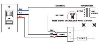 low voltage switched light won t turn off doityourself com ge relay jpg views 534 size 19 6 kb