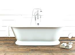 refinish cast iron bathtub bathtub refinishing how to