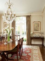 elegant dining room sets. example of a large ornate dark wood floor dining room design in other with white walls elegant sets i