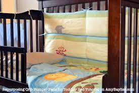Repurposing Crib Bumpers Repurpose Best Baby Crib Inspiration