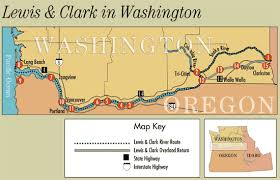 lewis and clark expedition in washington an share