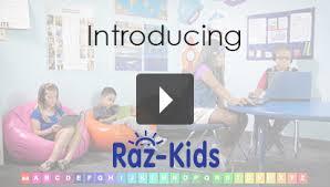Raz Correlation Chart Raz Kids