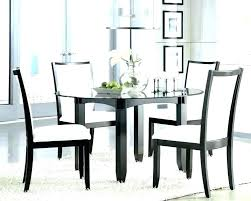 glass table set glass dining room table for dinner table sets for glass table glass table set