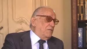 Morto Alfredo Biondi, fu Ministro nel Berlusconi I - ZON