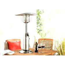 table patio heaters gas table top heater propane tabletop patio heater tabletop outdoor heater review table