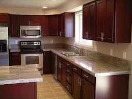 cherry kitchen cabinets black granite. Kitchen:Drop Gorgeous Kitchen Cabinets Cherry Wood Country With Black Granite Dark Floors White Paint N