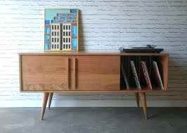 mcm corner tv stand home and furniture various mid century modern media cabinet on image 0