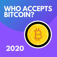 The use of bitcoin as a means of payment has become common and continues to grow in popularity across many different industries. 9 Major Companies Who Accept Bitcoin Spend Bitcoin 2021