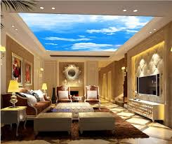 ceiling ideas for living room. The Right Photo Ceiling Can Make Your Room Feel Wider. Nothing Represents Openness And Freedom Ideas For Living