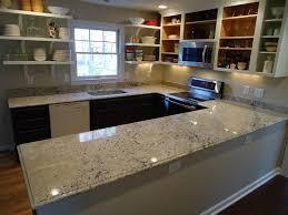 Modern Kitchen Counter Granite Countertops Modern Kitchen Countertops  Kitchen Luxury