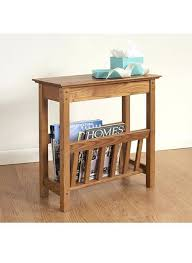small side table with shelves narrow side table with rack a modern stylish storage traditional accent tables