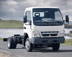 2018 mitsubishi fuso.  mitsubishi mitsubishi fuso u2013 now partowned by daimler trucks has given its canter  workhorse the ecell treatment using electric powertrain  in 2018 mitsubishi fuso u