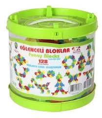 <b>Конструктор pilsan Funny</b> Blocks 03-236 128 деталей — купить по ...