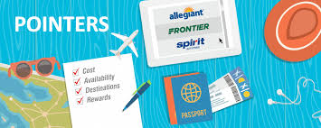 allegiant frequent flyer miles budget airlines and their loyalty programs allegiant frontier and