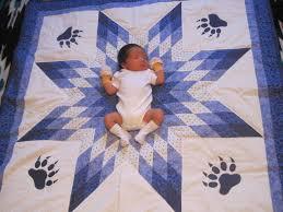 Baby Ezekiel's lone star quilt | My Handmade Baby Quilts ... & Baby Ezekiel's lone star quilt Adamdwight.com
