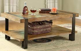 metal and wood coffee table coffee table rustic wood and iron coffee table home interior design metal and wood coffee table