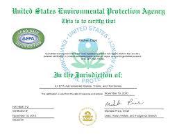 Kitchen Expo Epa Certification