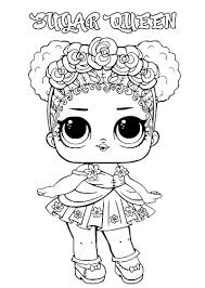 Dolls are so cute and make great coloring pages. Lol Surprise Dolls Coloring Pages Print Them For Free All The Series