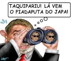 Resultado de imagem para LULA LADRÃO CHARGES
