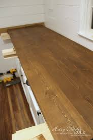 idea 37 how to make a diy wood countertop easier than you thought artsy with regard wooden countertops