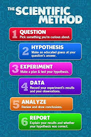 Amazon Com The Scientific Method Science Classroom Chart
