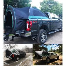 Pick Up Truck Bed Camping Tent 1500mm Water-Resistant Sleeps 2 Fits ...