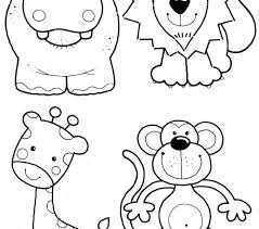 Small Picture Animal Coloring Pages Pdf Kids Coloring europe travel guidescom