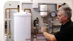 How Do Hot Water Heaters Work How Unvented Hot Water Works Youtube