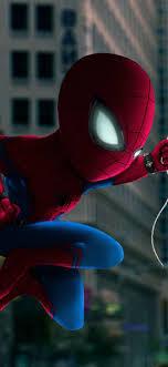 Spiderman iPhone X Wallpapers - Top ...