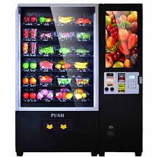 Donut Vending Machine Toronto New Touch Screen Automatic Fruit Vending Machine Albuenaalfonso