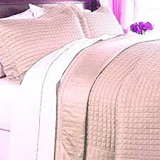 Cheap Twin Xl Quilt, find Twin Xl Quilt deals on line at Alibaba.com & Get Quotations · Modern 400tc Egyptian Cotton Solid Pink Bedding Quilt  Coverlet Set Twin/Twin XL Adamdwight.com