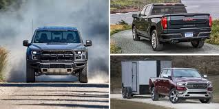 2019 And 2020 Full Size Pickup Truck Rankings