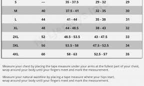 Hockey Jersey Size Conversion Chart 51 Valid Nfl Jersey Sizes Chart