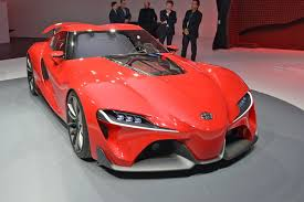 Toyota FT-1 Concept | Full specs, photos, and performance ...