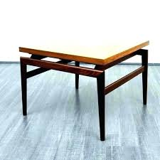 expanding coffee table expandable extending glass tokyo swivel