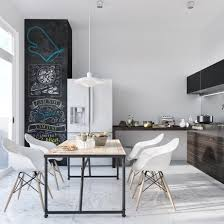 ultra modern interior design. Dining Rooms Mix Classic And Ultra Modern Decor Interior Design Ideas Room With Picture Wall Color