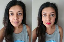no mirror makeup challenge i challenge you to do the same and me beautyandthepayroller on insram or z inita on twitter