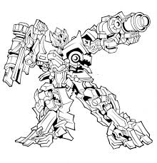 Small Picture Get This Printable Transformers Robot Coloring Pages for Boys 76319