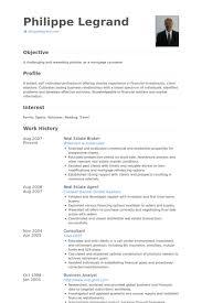 Resume For Real Estate Agent Musiccityspiritsandcocktail Com